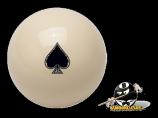 Outlaw Spade Cue Ball
