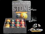 Stone Aramith Pool Ball Set