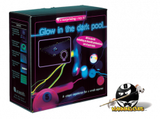 Glow In The Dark Aramith Pool Ball Set
