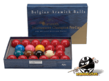 Aramith Pro Cup Tournament Champion Snooker Ball Set