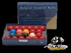 Aramith Pro Cup Tournament Champion Snooker Ball Set