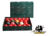 "Aramith Premier 2-1/4"" Numbered Snooker Ball Set"