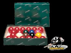 """Aramith 2-1/8"""" Snooker Ball Set"""