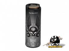 Eight Ball Mafia Coin Holder - 8 Ball with Wings