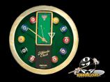 Classic Billiard Clock