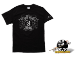 T-Shirt - Eight Ball Mafia Logo