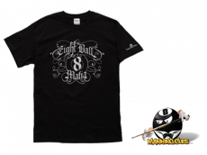 T-Shirt - Eight Ball Mafia Logo