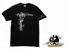 T-Shirt - Eight Ball Mafia - Skulls & Wings