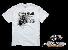 T-Shirt - Eight Ball Mafia - Brass Knuckles