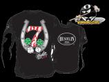 Hustlin Lucky 7 T-Shirt