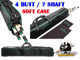 McDermott 4B/7S Soft Case with 2 Sleeves