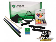 Dublin Pool Table Play Package