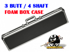 Action 3B/4S Black Box Case