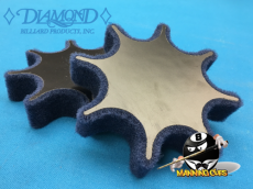 Diamond Cleaner/Polisher Sprockets available in 3 sizes