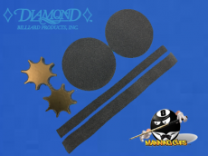 Diamond Cleaner/Polisher Replacement Platter Kits