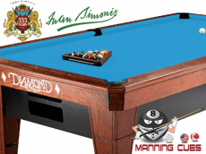 Simonis 760 - Tournament Blue