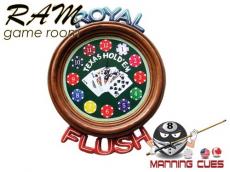 Royal Flush Clock
