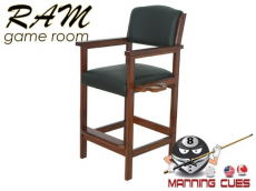 Spectator Chair Solid Wood - Chestnut