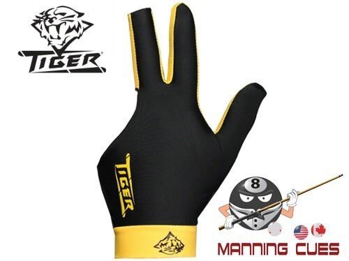 Tiger Billiard Glove