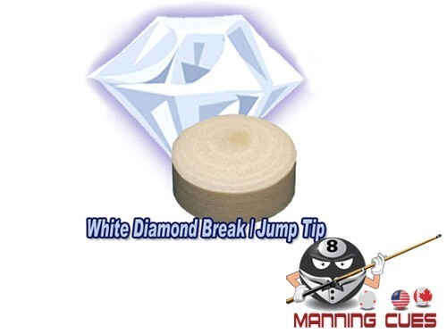 White Diamond Break Jump Tips