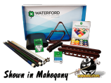 Waterford Mahogany Pool Table Play Package