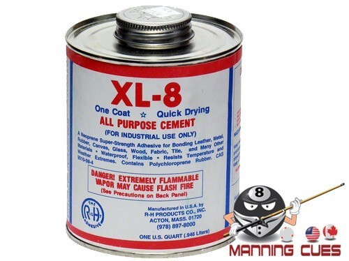 XL-8 Rail Rubber Contact Cement Quart