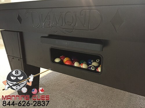 Diamond ProAm Pool Table - Pool table repair houston