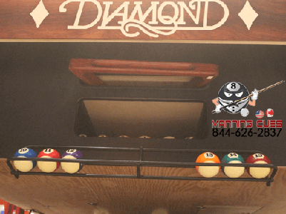 Diamond ProAm Pool Table - Diamond smart table for sale