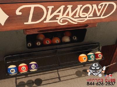 Diamond Smart Pool Table on